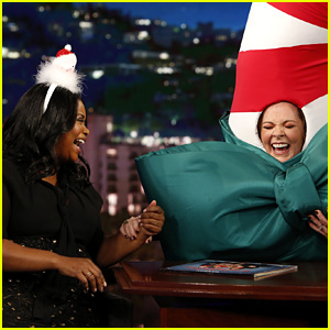 Melissa McCarthy Tries to Embarrass Octavia Spencer With Hilarious Stories - Watch!
