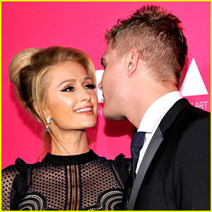 Paris Hilton Writes Super Sweet Tweet for Boyfriend Chris Zylka