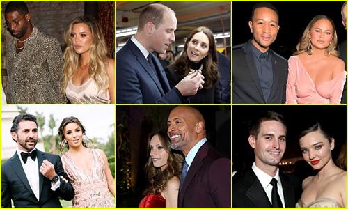 Pregnant Celebrities Due to Give Birth in 2018!