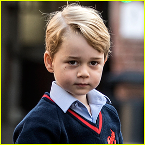 Prince George Performed in His School Nativity Play in This Cute Role!