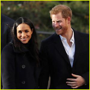Prince Harry & Meghan Markle Announce Their Wedding Date!