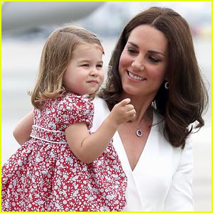 Princess Charlotte Is Starting Nursery School in January!