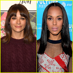 Rashida Jones & Kerry Washington Are Teaming Up for 'Goldie Vance' Movie!