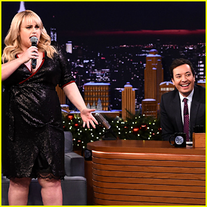 Rebel Wilson Sings Google Translate Versions of Holiday Songs with Jimmy Fallon - Watch Now!