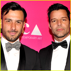 Ricky Martin Celebrates His 46th Birthday in a Speedo with His Fiance Jwan Yosef!