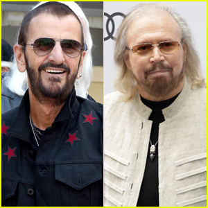 Ringo Starr & Barry Gibb To Be Knighted By Queen Elizabeth