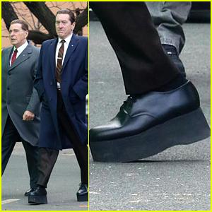 Robert De Niro Wears Platform Shoes to Appear Taller Than Al Pacino