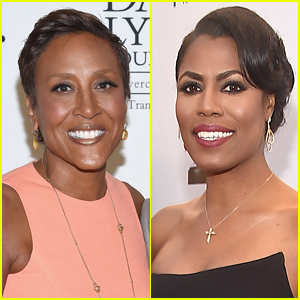 Robin Roberts Throws Shade at Omarosa: 'Bye Felicia'