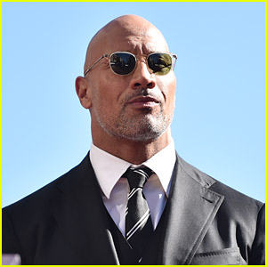 Dwayne 'The Rock' Johnson & More Hollywood Men Will Join Women in Wearing Black to Protest at Golden Globes 2018