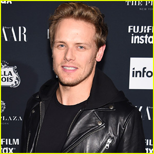Sam Heughan's Latest Instagram Has Fans Guessing What's Next for Him!