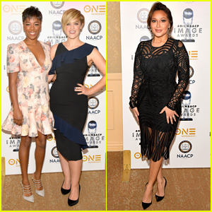 Samira Wiley & Wife Lauren Morelli Couple Up for NAACP Image Awards Luncheon