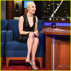 Saoirse Ronan Explains on 'Late Show' Why People Are Loving 'Lady Bird'