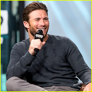 Scott Eastwood Gets an Early Start to Promoting 'Pacific Rim Uprising'