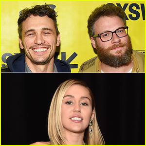 Seth Rogen Calls Out Fake Report That He Was Arrested with James Franco & Miley Cyrus