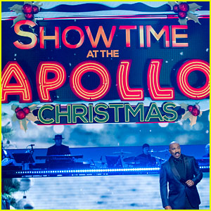 'Showtime at the Apollo' Christmas Special - Performers Lineup!