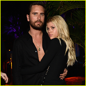 Scott Disick & Sofia Richie Couple Up at Art Basel!