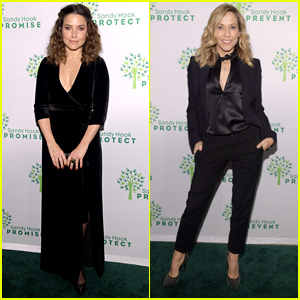 Sophia Bush Joins Sheryl Crow at Sandy Hook Remembrance Benefit