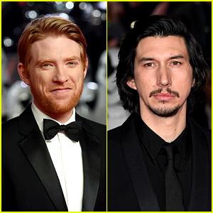 Domhnall Gleeson, Adam Driver & More Hit the Red Carpet at 'Star Wars: The Last Jedi' Premiere in London!