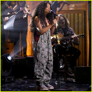 SZA Performs 'Supermodel' on 'Tonight Show' - Watch Here!