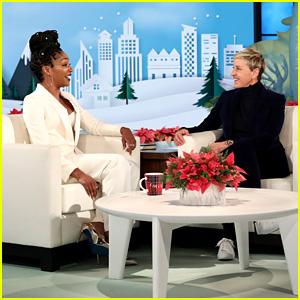 Tiffany Haddish Talks About Teaching Barbra Streisand About Cardi B & Having Dinner With Taylor Swift!