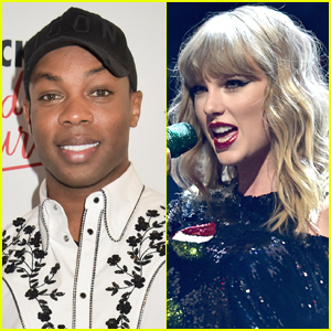 Todrick Hall Says This is the 'Happiest' He's Ever Seen Taylor Swift
