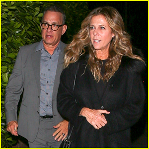 Tom Hanks & Rita Wilson Double Date With Bryan Cranston & Robin Dearden