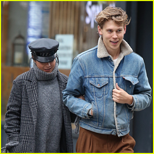 Vanessa Hudgens & Austin Butler Spend Sunday Together in NYC