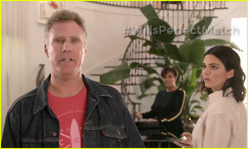 Will Ferrell Crashes Kardashian House, Leaves Kris & Kendall Jenner Baffled - Watch Now!
