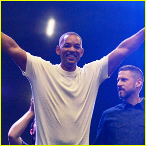 Will Smith Brings 'Bright' to Brazil for 2017 Comic Con Experience!