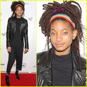 Willow Smith Attends Ebony Power 100 Gala in Beverly Hills