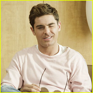 Zac Efron Helps Bombas Celebrate 5 Million Pairs of Socks Donated (Video)