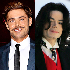 Zac Efron Reveals He & Michael Jackson Once Cried Together (VIDEO)