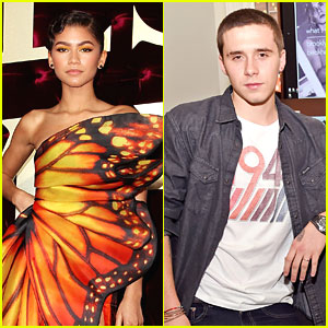 Zendaya & Brooklyn Beckham Are Models of the Year!