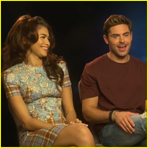 Zac Efron Reveals His 'Greatest' On-Screen Kiss of All Time!