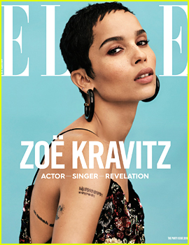 Zoe Kravitz Reveals What It Was Like Working with 'Big Little Lies' Co-Stars