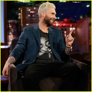 Adam Levine Reveals He Almost Pooped His Pants When Daughter Dusty Rose Was Born!