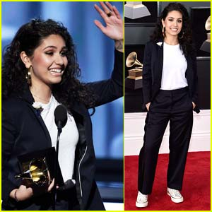 Alessia Cara Wins Best New Artist at Grammys 2018!
