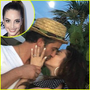 Alexa Ray Joel Is Engaged to Ryan Gleason - See the Ring!