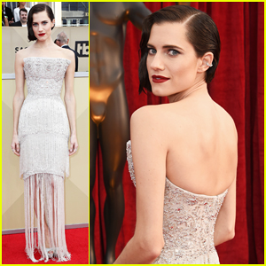 Allison Williams Represents 'Get Out' In Style at SAG Awards 2018!