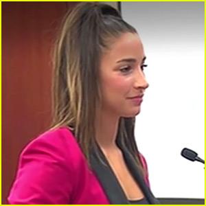 Watch Aly Raisman's Powerful Testimony Against Larry Nassar