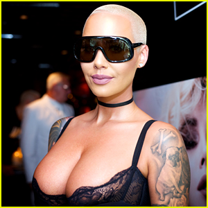 Amber Rose Is Having Breast Reduction Surgery