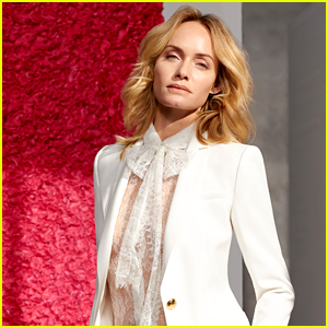 Amber Valletta Stars in Escada's New Campaign