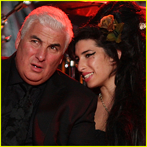 Amy Winehouse's Dad Says Her Ghost Has Visited Him