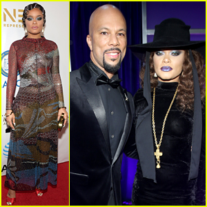 Andra Day & Common 'Stand Up' at NAACP Image Awards 2018