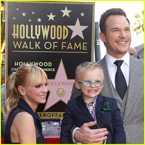 Anna Faris Explains How She & Chris Pratt Co-Parent Jack, 5