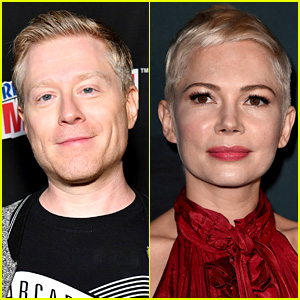 Anthony Rapp Responds to Michelle Williams' Wage Gap Statement Mention