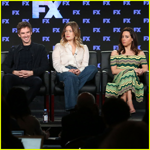 Aubrey Plaza & Dan Stevens Bring 'Legion' to Winter TCA Press Tour 2018