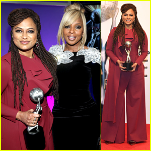 Filmmaker Ava DuVernay Wins Entertainer of the Year at NAACP Image Awards 2018!