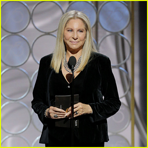 Barbra Streisand Wishes These Women Were Nominated for Best Director at Golden Globes 2018!