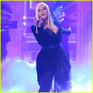 Bebe Rexha Performs 'Meant to Be' with Florida Georgia Line on 'Tonight Show' - Watch Here!